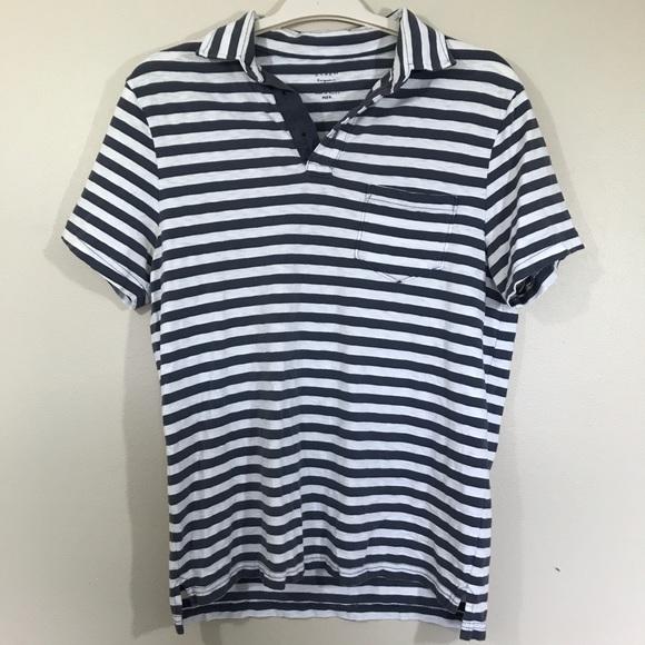 Men's J  Crew Polo Shirt